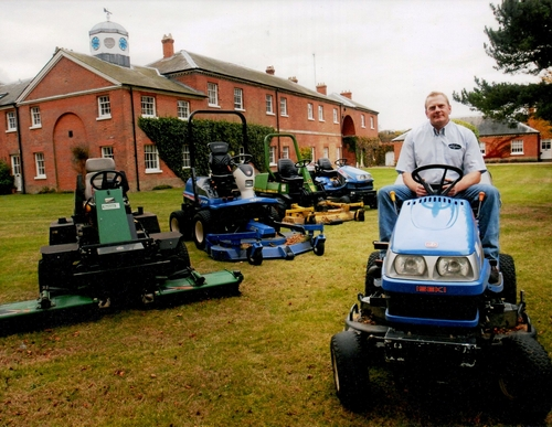 Equipment - SCL Grounds Maintenance Contractors in Suffolk